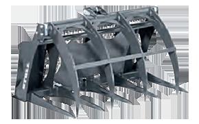 Frontladerzubehör · ls tractor · kompakt und kommunaltraktoren